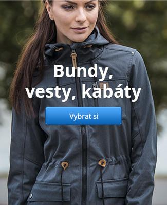Bundy, vesty, kabáty