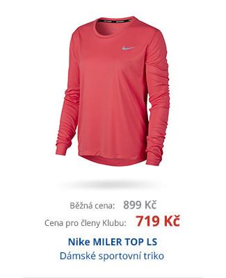 Nike MILER TOP LS