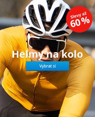 Helmy na kolo – slevy až 40 %