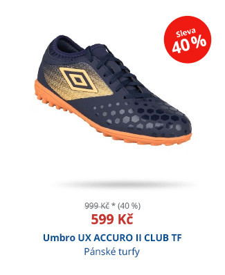 Umbro UX ACCURO II CLUB TF