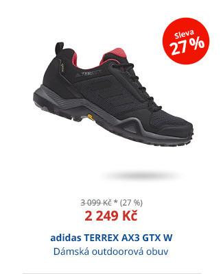 adidas TERREX AX3 GTX W
