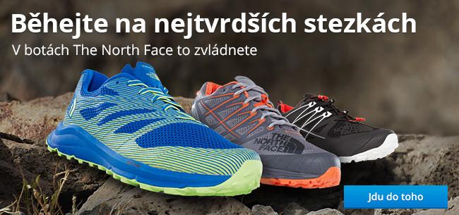 Trailové boty The North Face