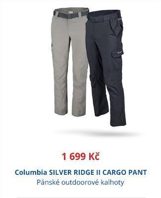 Columbia SILVER RIDGE II CARGO PANT