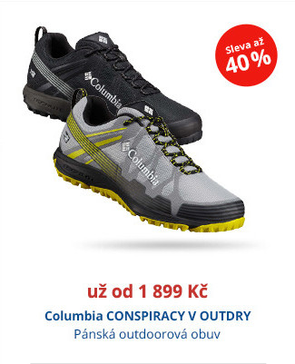 Columbia CONSPIRACY V OUTDRY