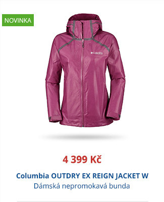 Columbia OUTDRY EX REIGN JACKET W