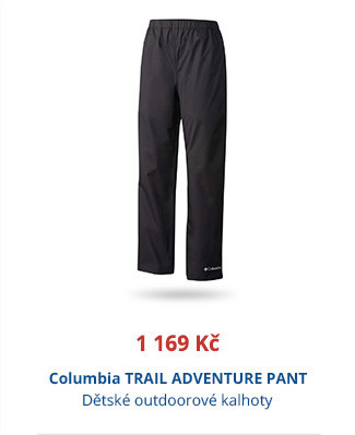 Columbia TRAIL ADVENTURE PANT