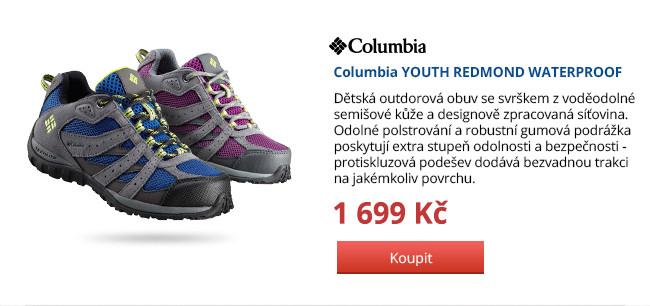 Columbia YOUTH REDMOND WATERPROOF