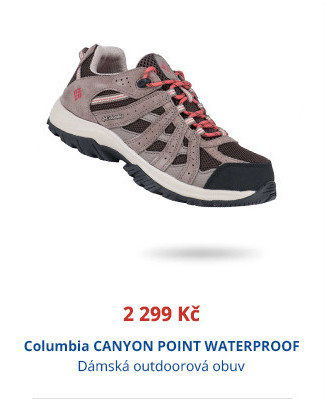 Columbia CANYON POINT WATERPROOF