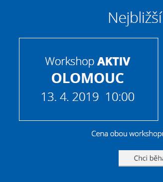 Olomouc – Workshop Aktiv