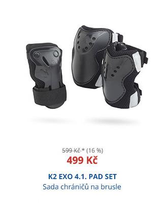 K2 EXO 4.1. PAD SET