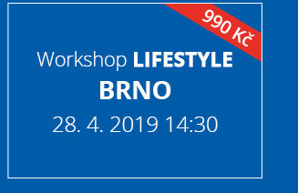 Brno – Workshop Lifestyle