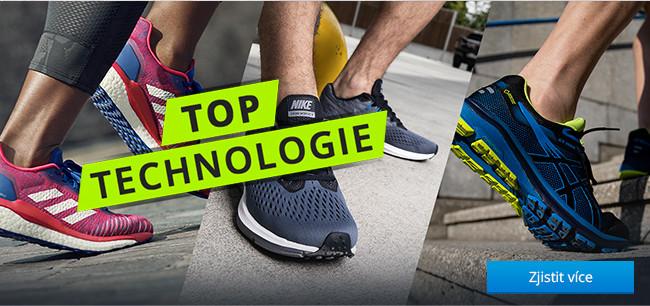 Běžecké technologie