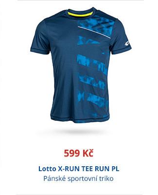 Lotto X-RUN TEE RUN PL