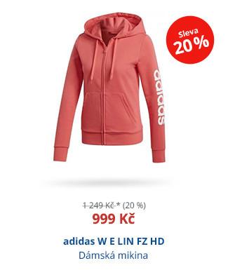 adidas W E LIN FZ HD