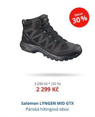 Salomon LYNGEN MID GTX W