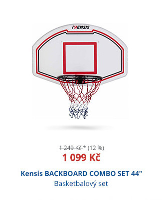 Kensis BACKBOARD COMBO SET 44