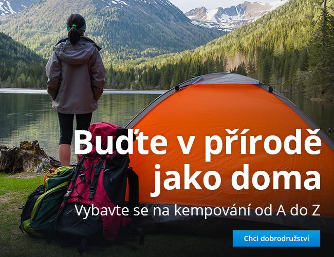 Outdoor, camping vybavení