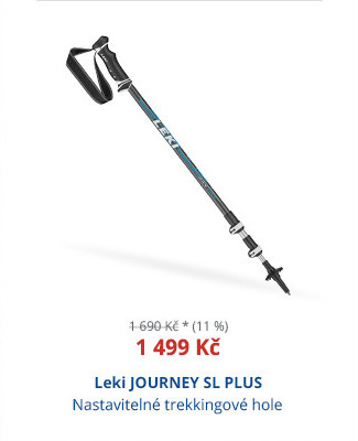 Leki JOURNEY SL PLUS