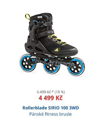 Rollerblade SIRIO 100 3WD
