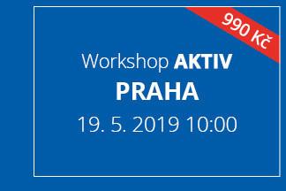 Praha – Workshop Aktiv