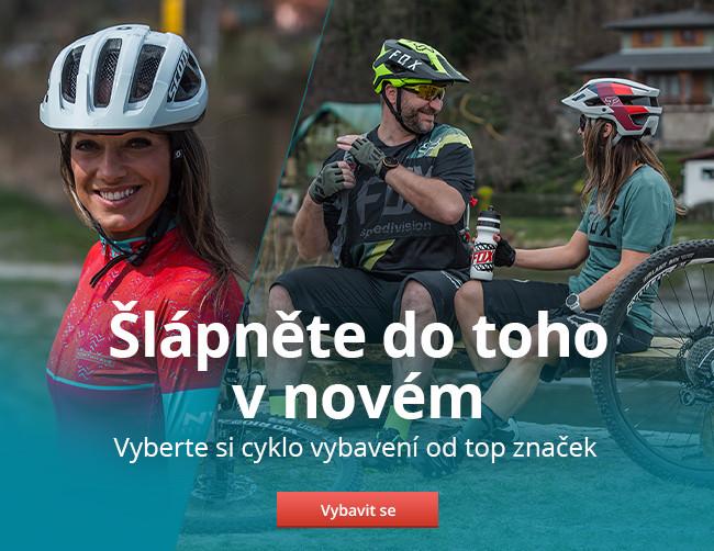 Cyklistické potřeby a vybavení