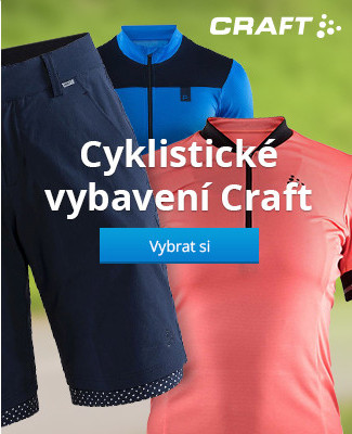 Cyklistické vybavení Craft