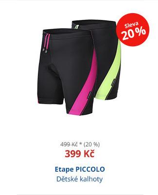 Etape PICCOLO