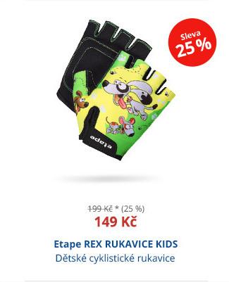 Etape REX RUKAVICE KIDS