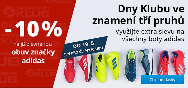 adidas Dny Klubu