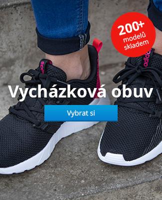 Vycházková obuv 200+ modelů skladem