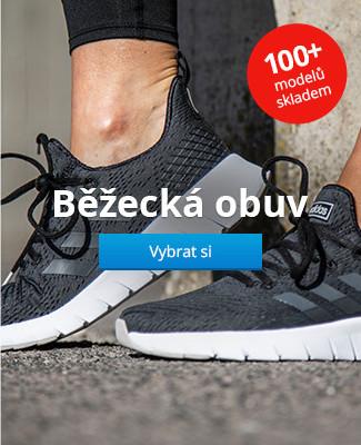 Běžecká obuv 100+ modelů skladem