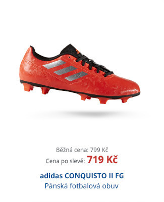 adidas CONQUISTO II FG