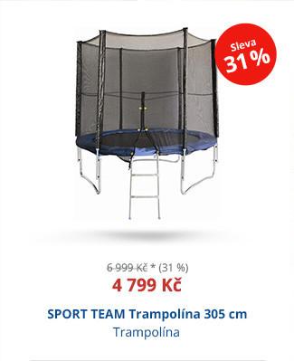SPORT TEAM Trampolína 305 cm