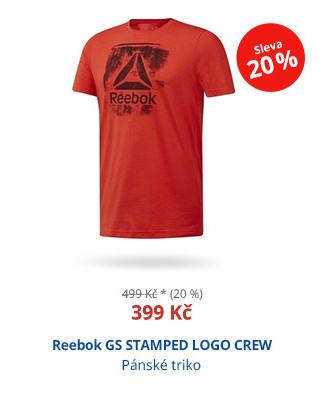 Reebok GS STAMPED LOGO CREW