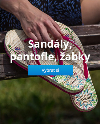 Sandály, pantofle, žabky