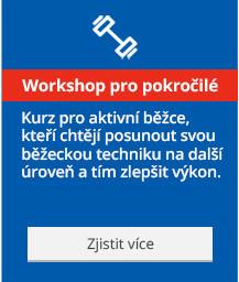 Workshop pro pokročilé