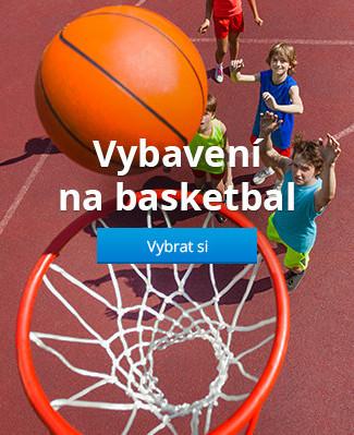 Vybavení na basketbal