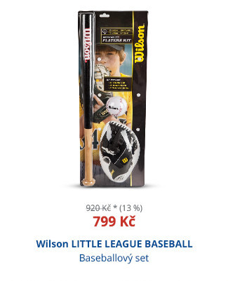 Wilson LITTLE LEAGUE BASEBALL