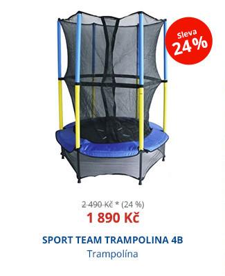 SPORT TEAM TRAMPOLINA 4B