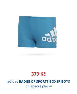 adidas BADGE OF SPORTS BOXER BOYS