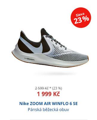 Nike ZOOM AIR WINFLO 6 SE