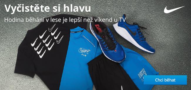 Běžecké vybavení Nike