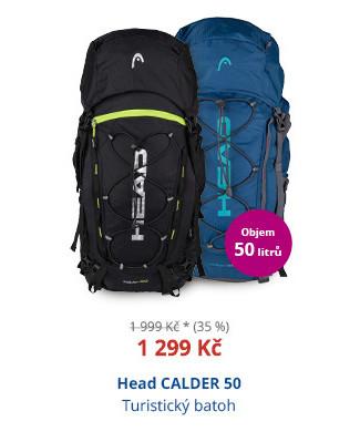 Head CALDER 50