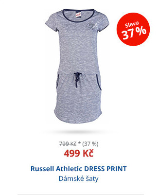 Russell Athletic DRESS PRINT