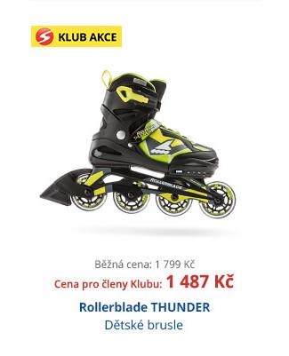Rollerblade THUNDER