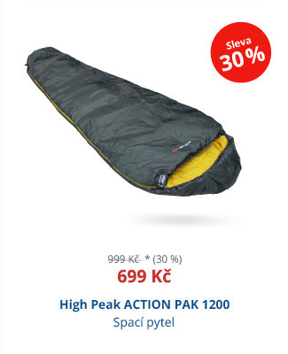 High Peak ACTION PAK 1200