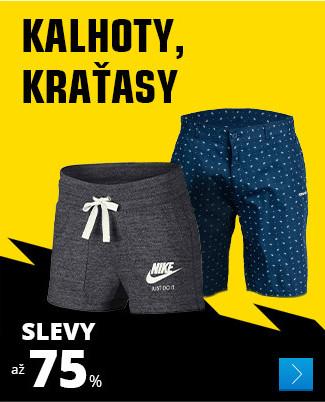 Kalhoty, kraťasy