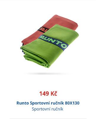 Runto Sportovní ručník 80X130