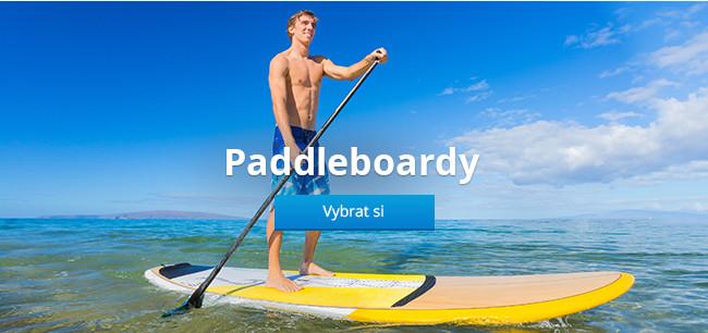 Paddleboardy