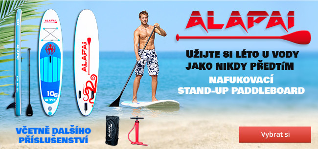 Paddleboardy Alapai